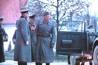 Field Marshal von Reichenau color photos of German officers of World War II worldwartwo.filminspector.com