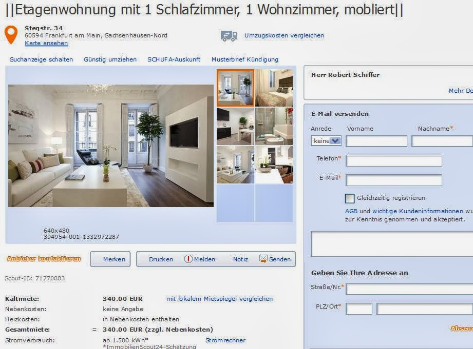 Wohnungsbetrug Blogspot Com Return Path Michael