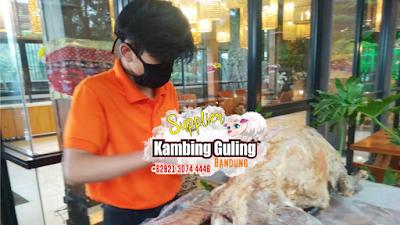 Catering Kambing Guling Bandung, Kambing Guling Bandung, Kambing Guling,
