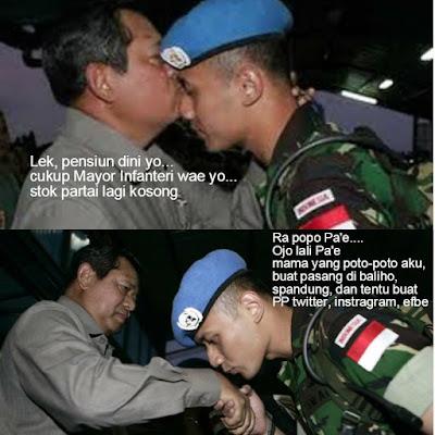 17 Meme 'Agus Yudhoyono di Pilgub DKI' Ini Ramai di Media Sosial