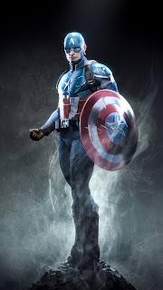 Captain America 2 Mobile HD Wallpaper