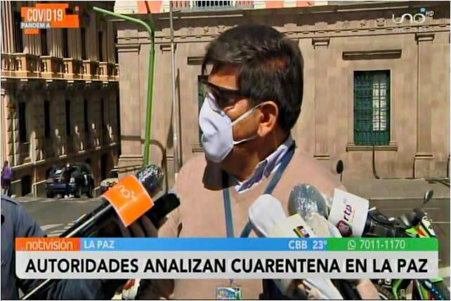 El MAS es tan criminal que incluso está poniendo en riesgo la vida de sus propios seguidores en Cochabamba