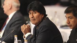 Morales: EEUU busca tapar crímenes de Israel contra palestinos