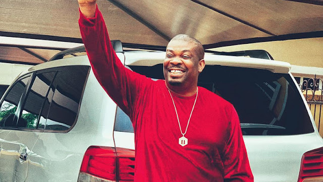Don Jazzy Celebrates 37th Birthday, Unveils Mavin's New Multimillion Naira Office