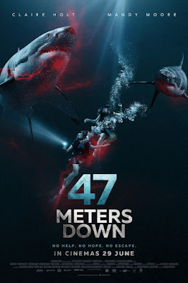47 Meters Down [2016] [DVD] [NTSC] [R1] [Latino]