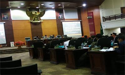 SK DPP-Gerindra/2019 Menetapkan Supardi Pimpinan Ketua DPRD Sumbar