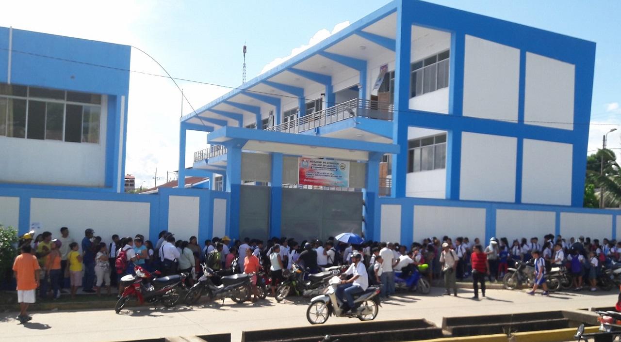 Escuela 53002 AUGUSTO BOURONCLE ACUÑA - Puerto Maldonado
