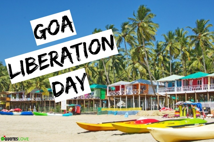 (Best) Goa Liberation Day Quotes, Speech, Wishes