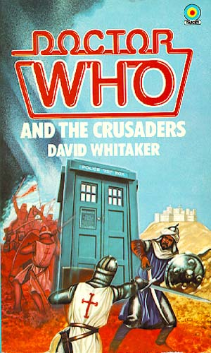 Geekbat Review: Doctor Who: The Crusade