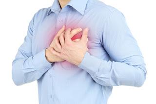 nyeri dada penyakit jantung