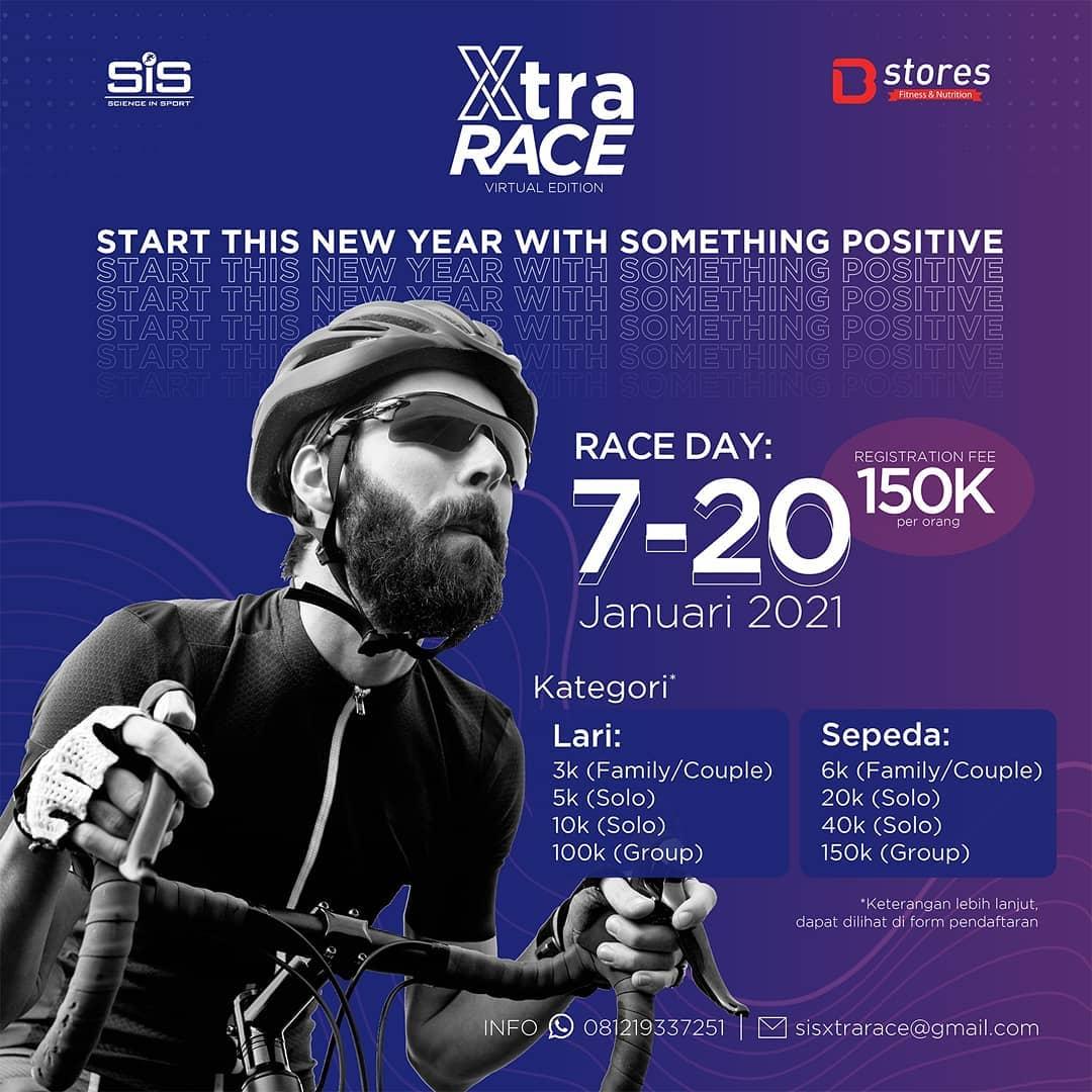 SIS X-tra Race Virtual Edition • 2021