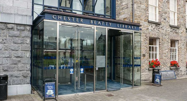 Biblioteca Chester Beatty