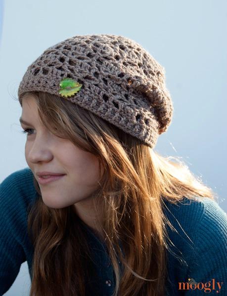 Autumn Leaves Fridgie from Crochet Memories · Fallen Leaves Slouch Hat from  Moogly 829134c039d