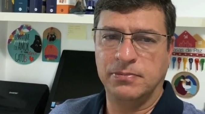 Perfil falso no WhatsApp tenta se passar por Vítor Hugo para aplicar golpes em Cabedelo