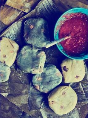 tamales-frijol-negro