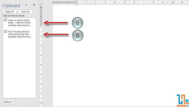 Cara Cek Riwayat Copy-Paste (Clipboard) di PC Tanpa Aplikasi