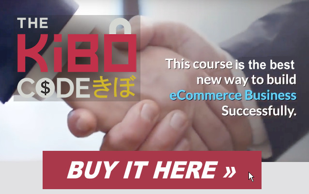 Buy The Kibo Code eCommerce System