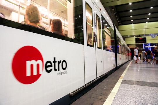 La Generalitat facilitará el transporte público gratuito de Metrovalencia, TRAM d'Alacant y TRAM de Castelló en el Día Europeo sin Coche
