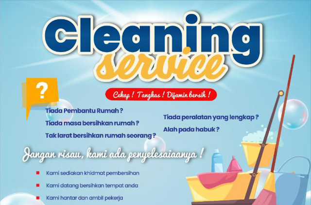 Cleaning service kuantan