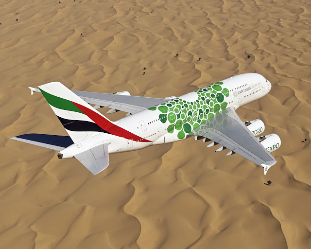 Emirates will boost flights to Amman to 12 a week from 9 May