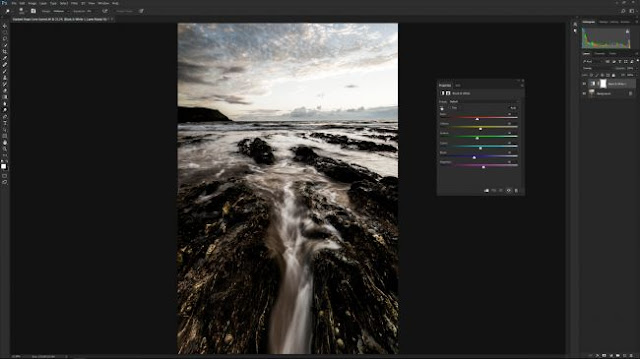 7. Blending Mode di Photoshop