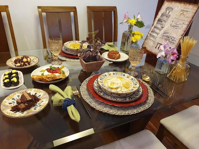 Blog Apaixonados por Viagens - Gastronomia - Delivery Restaurante Ino. - Rio de Janeiro