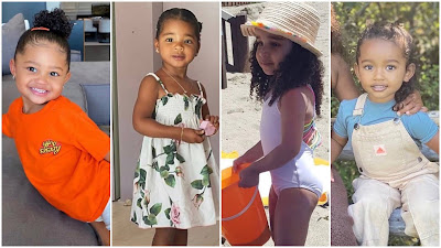 The Kardashian kids transform into the most adorable rock stars!