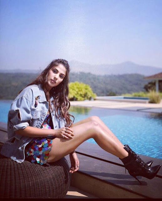 Hot Rhea Chakraborty Latest Photoshoot Pics Actress Trend