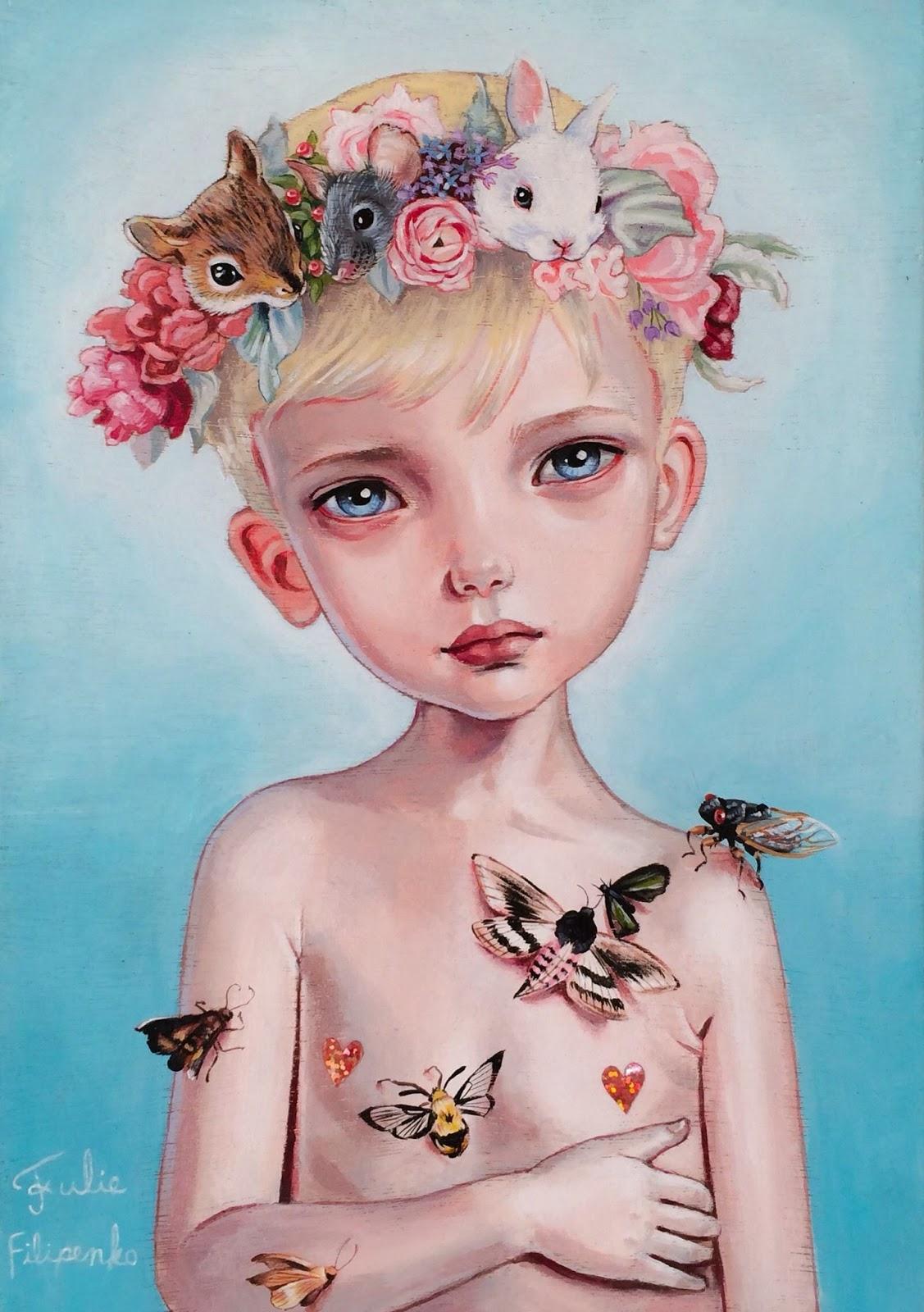 Julie Filipenko Kai Fine Art