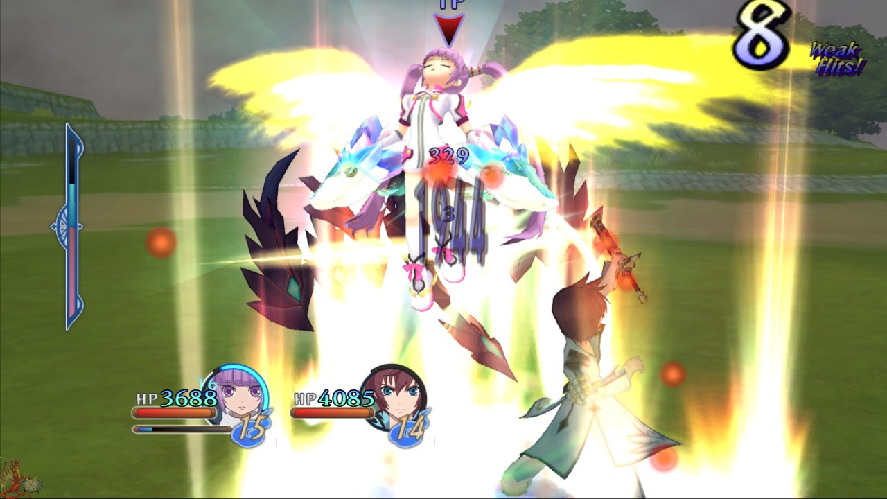 Review: Tales of Graces F (PS3)