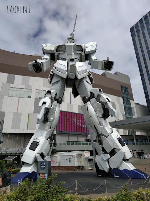 Gundam Base Odaiba