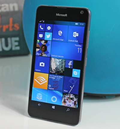 Continuum Pada Microsoft Lumia 650