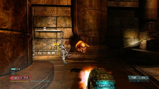 This Is The Part Of Doom 3 That Good But Messy At Times If You Have Played A Game In Past Playing Will Feel Like Are