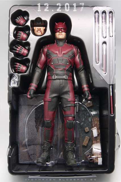 osw.zone Haul for Christmas 2017: Scarlett Johansson as Major, Netflix Daredevil and The Last Jedi Book