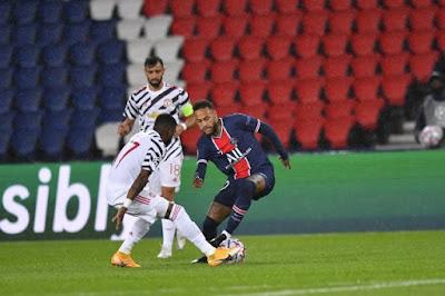 ملخص واهداف مباراة مانشستر يونايتد وباريس سان جيرمان (2-1) دوري ابطال اوروبا