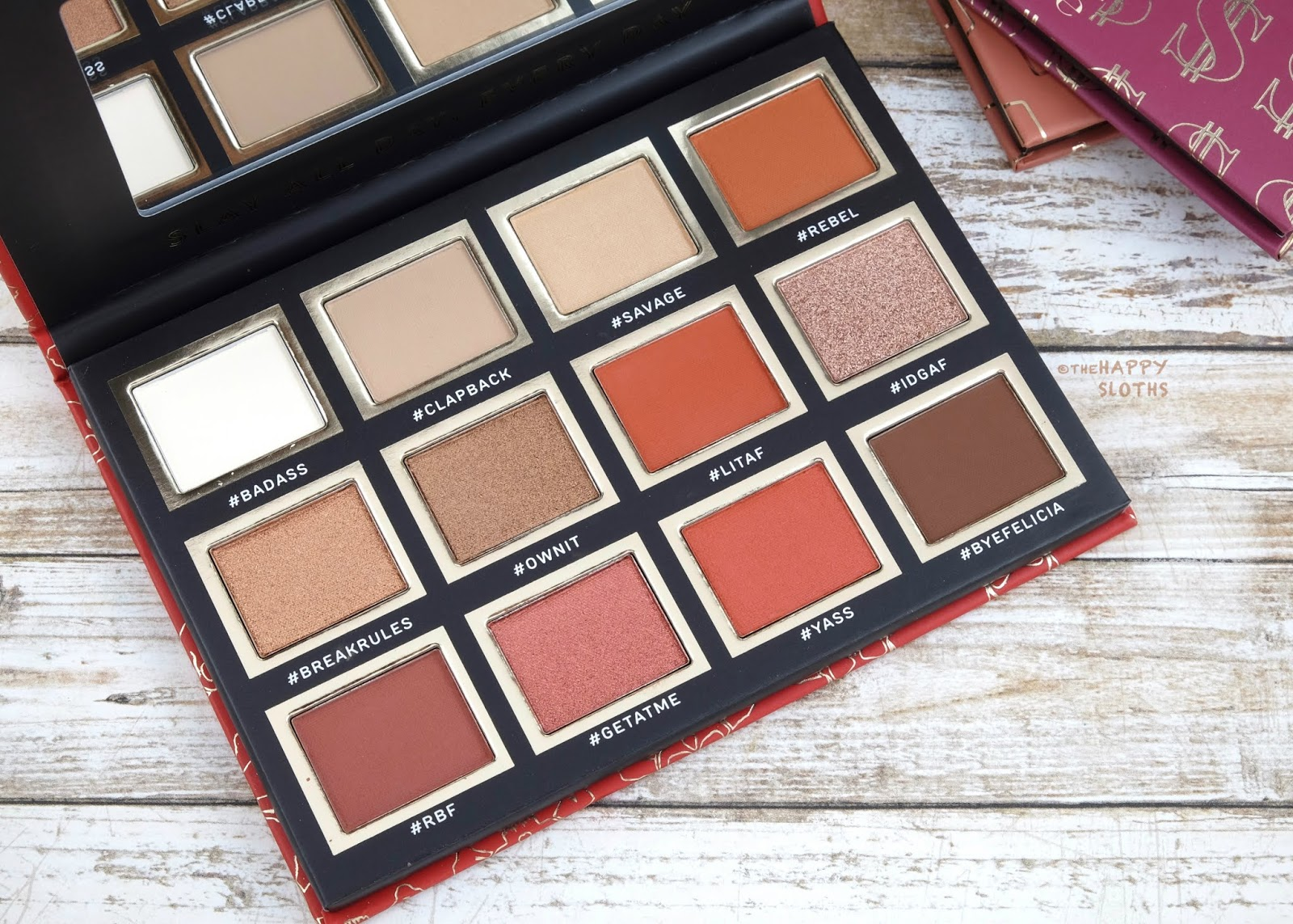 Catrice | Badass Bae Eyeshadow Palette: Review and Swatches