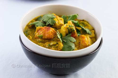 印度咖哩雞 Indian Korma Chicken02