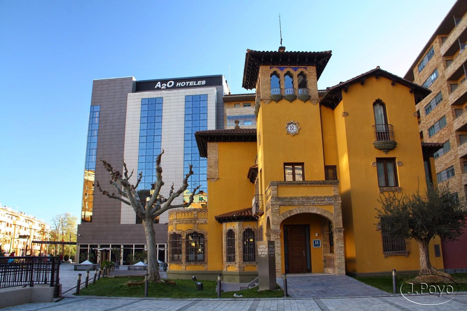 Hotel d eCalatayud