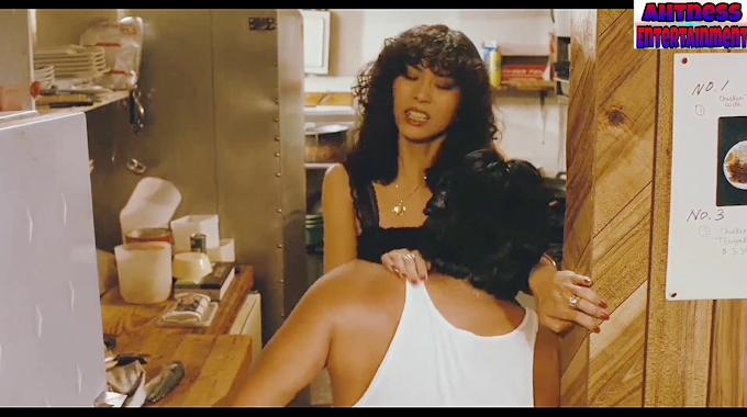 Teal Roberts, Yuki Kazamatsuri nude scene - Madam scandal (1982) HD 720p