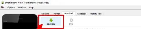 كيفية تفليش هواتف لينوفوLenovo باستخدام أداة SP Flash Tool