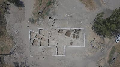 Βυζαντινή εκκλησία βρέθηκε στο βόρειο Ισραήλ