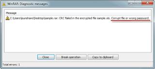 Cara Ampuh Memperbaiki File RAR Yang Rusak/ Corrupt