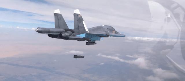 Συρία: Οι Ρώσοι δοκίμασαν νέα θερμοβαρικά όπλα στους τουρκόφωνους ισλαμιστές