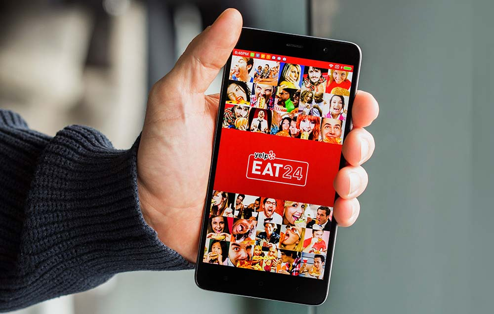 Best Food Delivery Service Apps eat24
