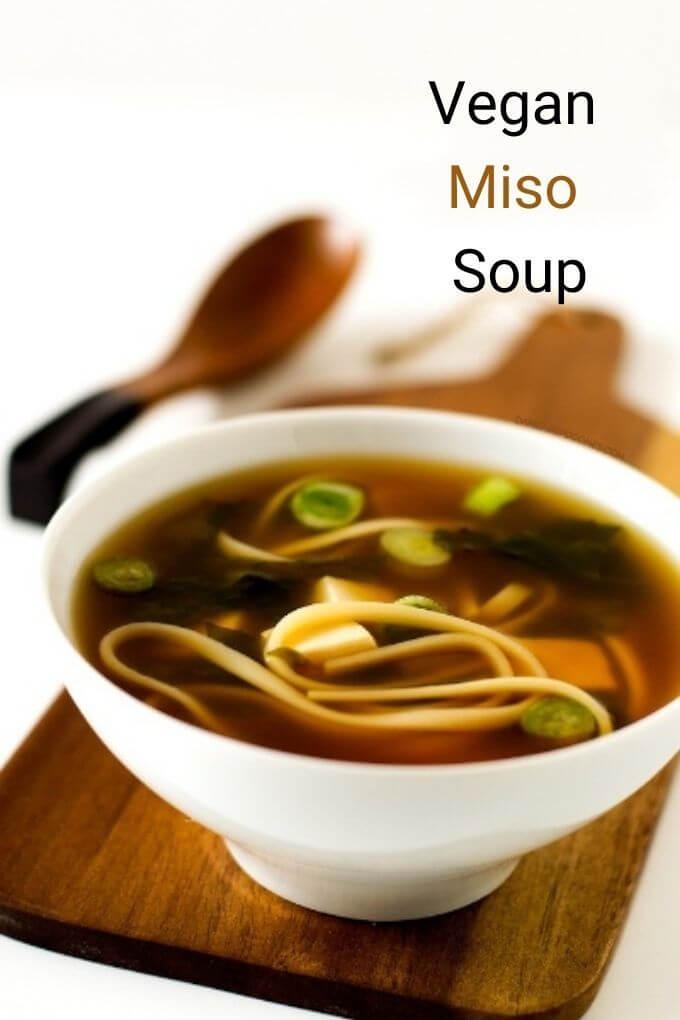 Vegan Miso Soup