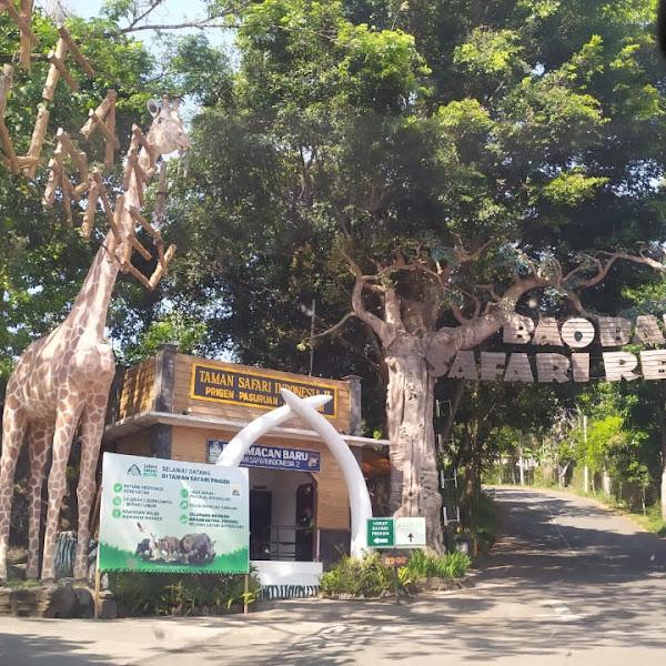Serunya Liburan Keluarga ke Taman Safari Prigen Jawa Timur