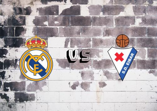 Real Madrid vs Eibar  Resumen y Partido Completo