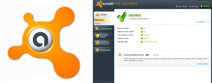 Download Avast Antivirus - Free 30 Days Trial Version