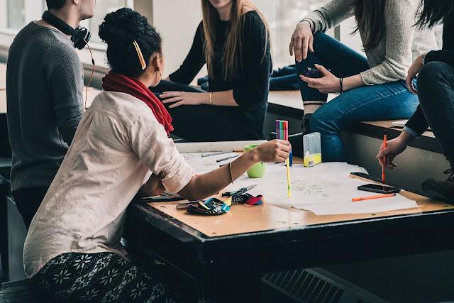 manfaat belajar kelompok