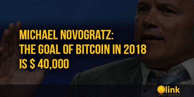 Bitcoin có thể dễ dàng đạt $40,000 trong năm 2018